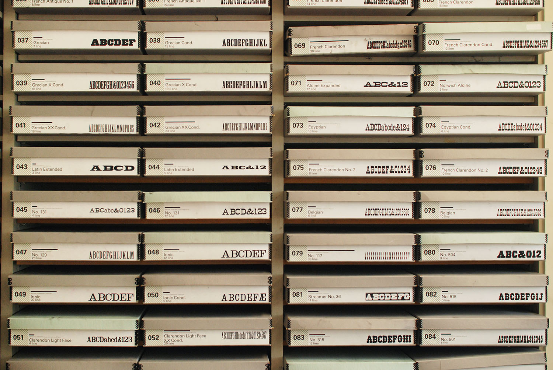 RRK archive boxes on shelf